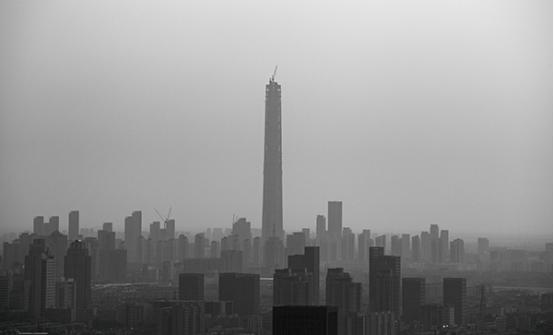 如果奋斗的城市空气越来越差你会离开吗
