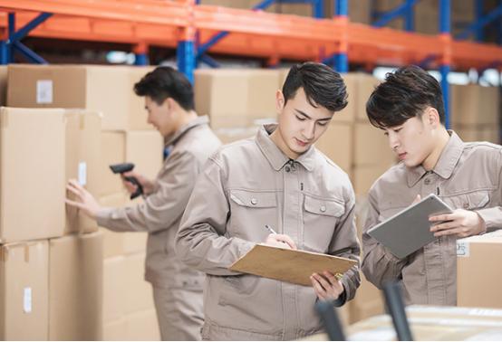 生产仓储物流于一体的集中化经营模式